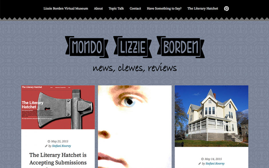 Mondo Lizzie Borden